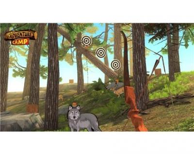 Screen ze hry Cabela´s Adventure Camp