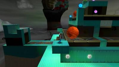 Screen ze hry Crush