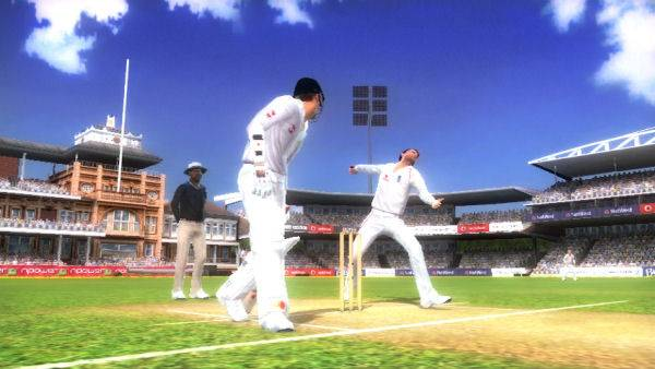 Touch cricket game online