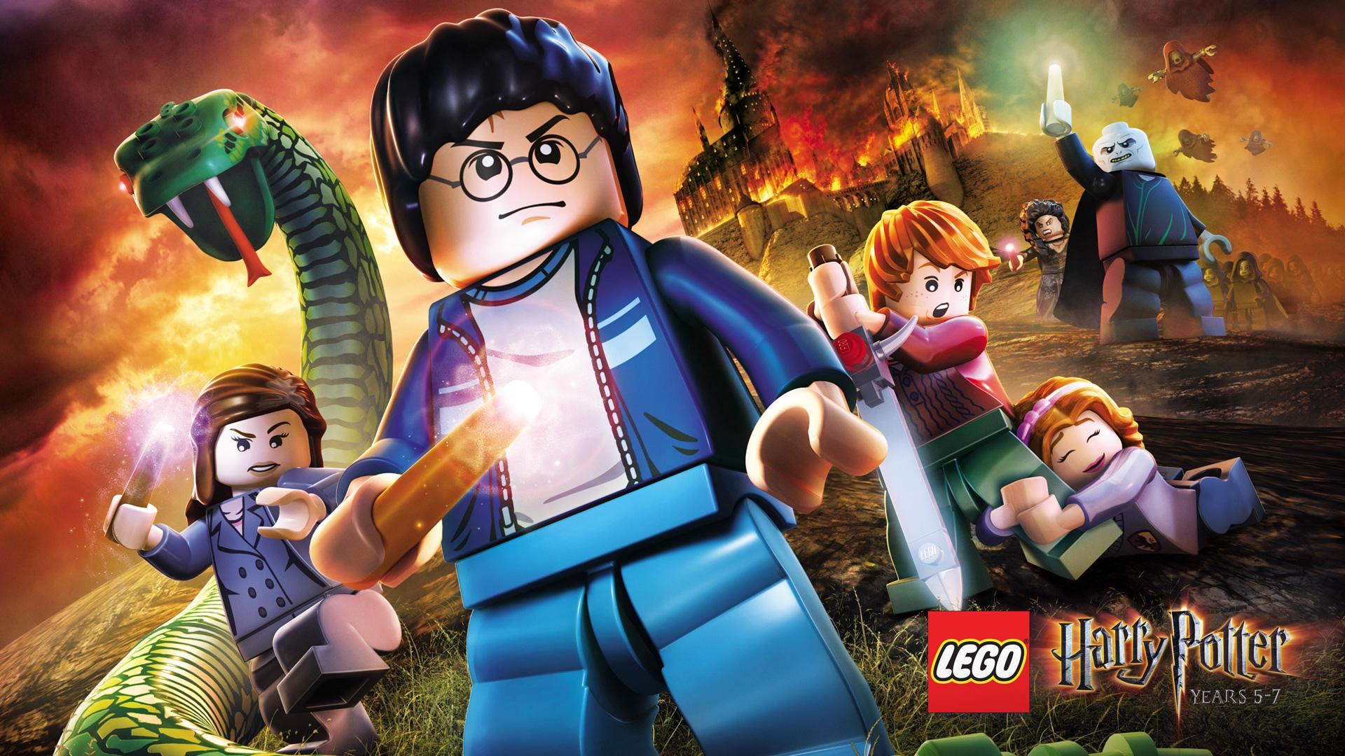 Lego Harry Potter: Years 5-7 (2011) [Region Free][Eng][Lt 2.0][L]