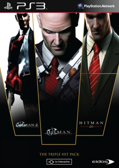 Artwork ke hře Hitman HD Trilogy