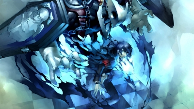 Artwork ke hře Shin Megami Tensei: Persona 3 Portable