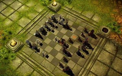 Screen ze hry Battle vs. Chess