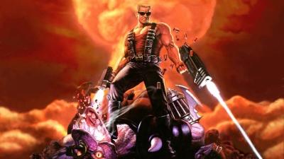 Artwork ke hře Duke Nukem Total Meltdown