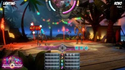 Screen ze hry Dance Magic