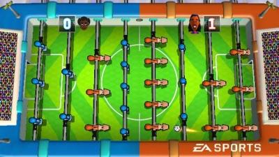 Screen ze hry FIFA Soccer 08