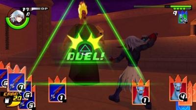 Screen ze hry Kingdom Hearts HD 1.5 ReMIX