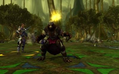 Screen ze hry Magic: The Gathering - Tactics