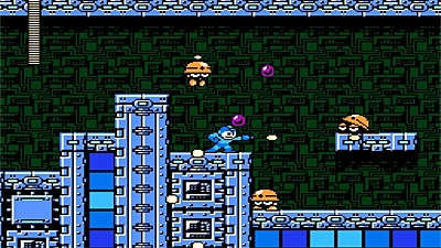 Screen ze hry Mega Man 10