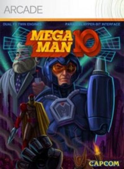 Obal hry Mega Man 10