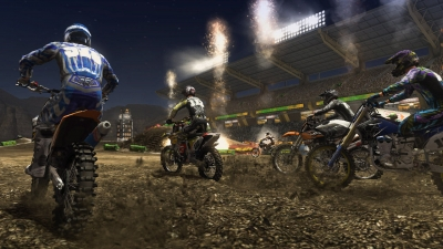 Screen ze hry MX vs. ATV Reflex