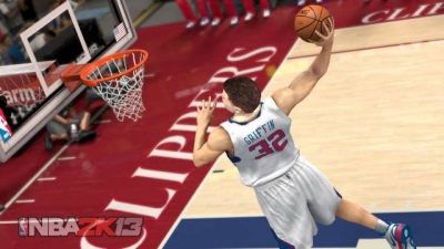 Screen ze hry NBA 2K13