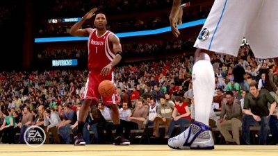 Screen ze hry NBA Live 09