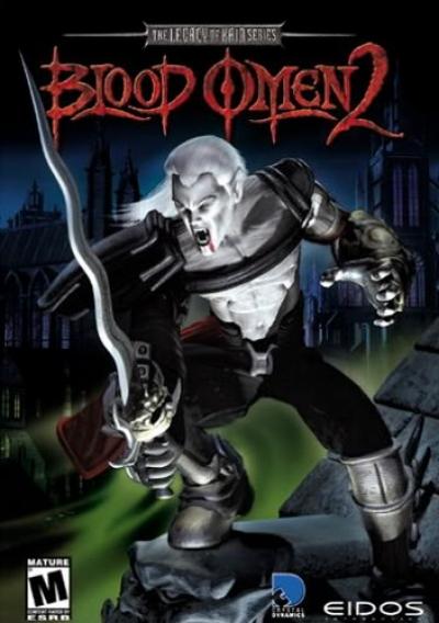 Obal hry Blood Omen 2