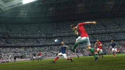 Screen ze hry Pro Evolution Soccer 2012