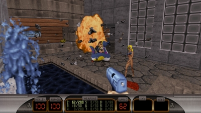 Screen ze hry Duke Nukem 3D: Megaton Edition