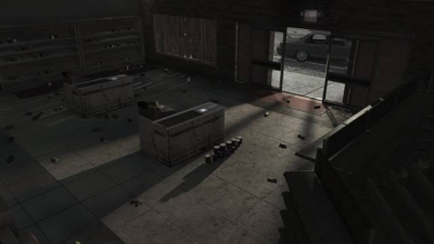 Screen ze hry The Walking Dead: Survival Instinct
