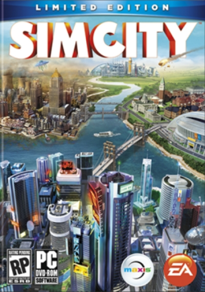 Obal hry SimCity: Limited Edition (2013)
