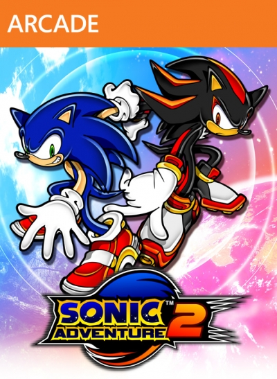 Obal hry Sonic Adventure 2