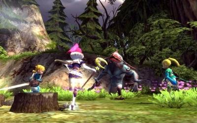 Screen ze hry Dragon Nest