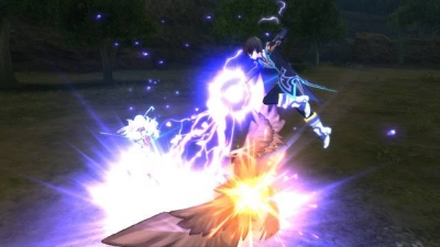 Screen ze hry Tales of Xillia