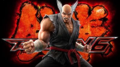 Artwork ke hře Tekken 6