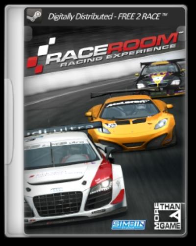 Obal hry Raceroom racing experience