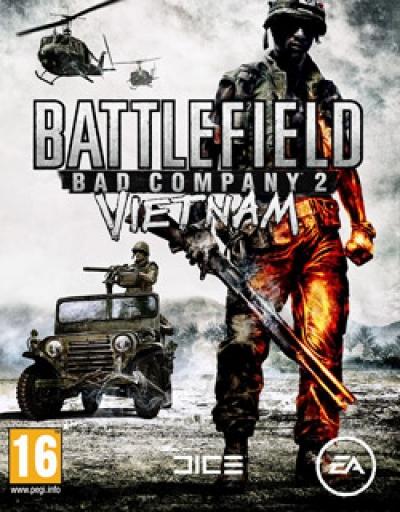 Obal hry Battlefield Bad Company 2 : Vietnam