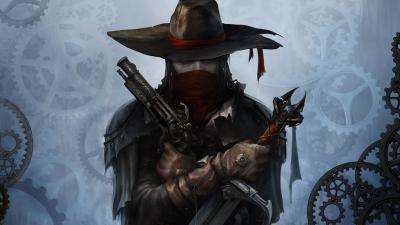 Artwork ke hře The Incredible Adventures of Van Helsing
