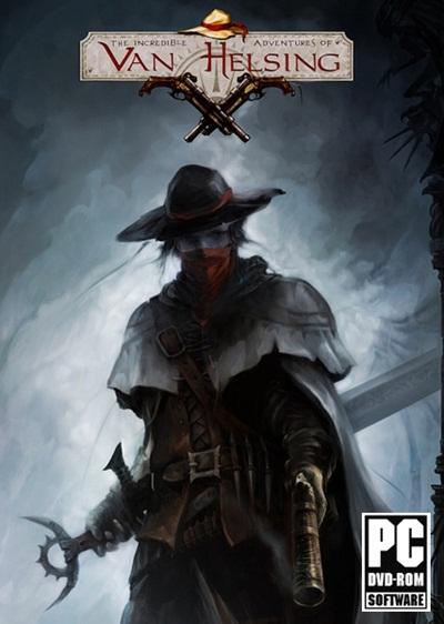 Obal hry The Incredible Adventures of Van Helsing