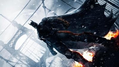 Artwork ke hře Batman: Arkham Origins