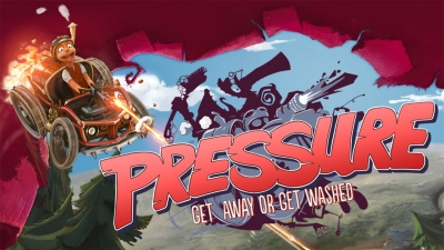 Artwork ke hře Pressure