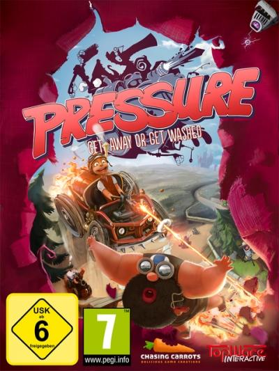 Obal hry Pressure