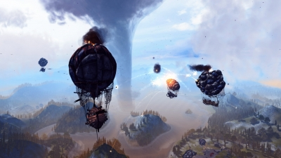Screen ze hry AirBuccaneers