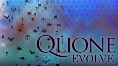 Artwork ke hře QLIONE