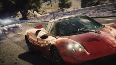 Screen ze hry Need for Speed: Rivals