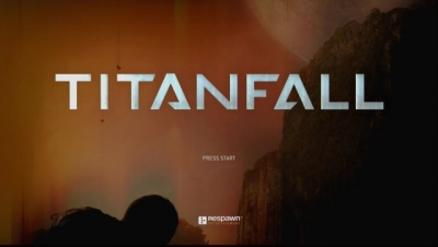 Screen ze hry Titanfall