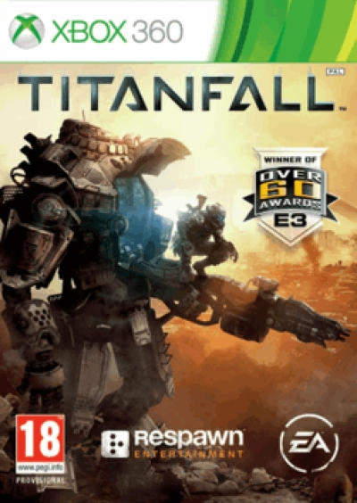 Obal hry Titanfall