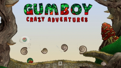 Artwork ke hře Gumboy - Crazy Adventures