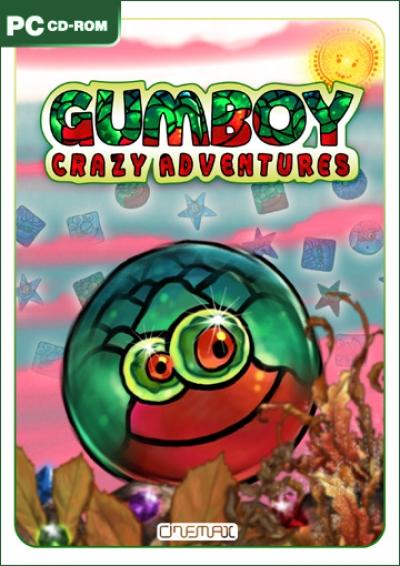 Obal hry Gumboy - Crazy Adventures