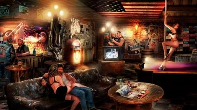 Artwork ke hře Ride To Hell Retribution