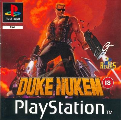 Obal hry Duke Nukem 3D