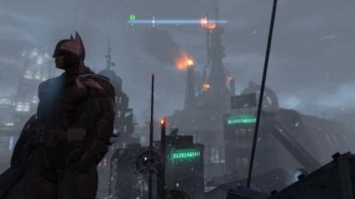 Screen ze hry Batman: Arkham Origins