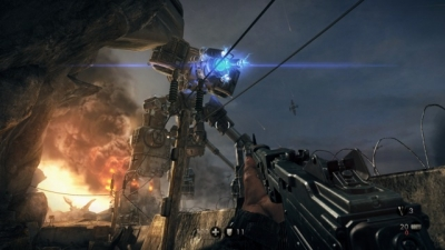 Screen ze hry Wolfenstein: The New Order