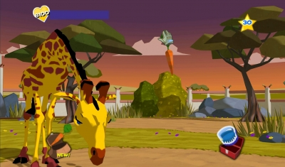 Screen ze hry World of Zoo
