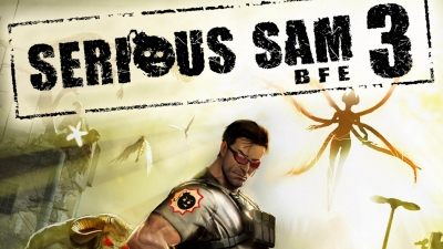 Artwork ke hře Serious Sam 4: Planet Badass
