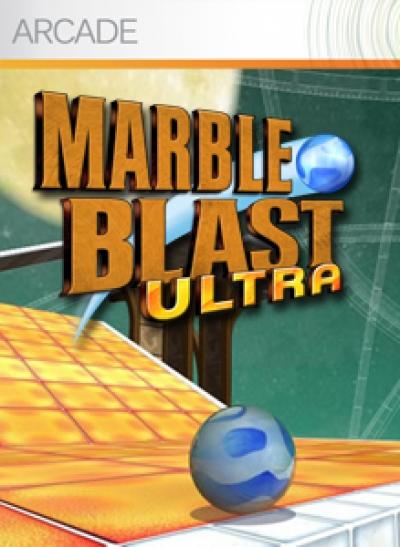 Obal hry Marble Blast Ultra