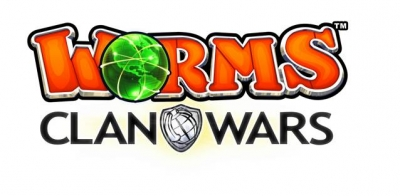 Artwork ke hře Worms Clan Wars