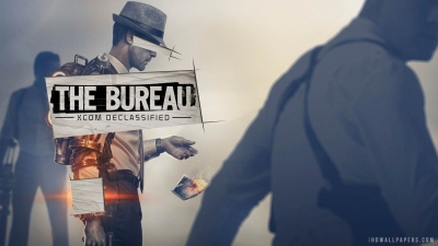 Artwork ke hře The Bureau: XCOM Declassified
