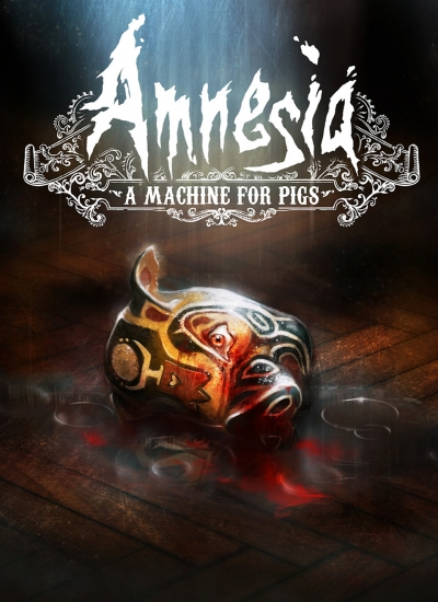 Obal hry Amnesia: A Machine for Pigs